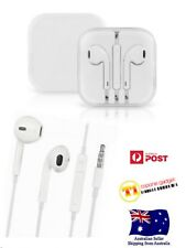 For Apple Earphones Headphones Earpods For iPhone 6 6s Plus 5 5s iPad Mic iPod