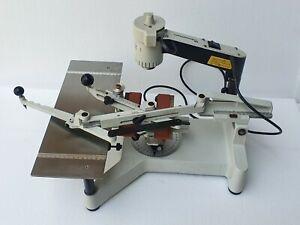 Gravograph IM3 Gravure Machine Pantographe 100-120 Volt Graveur