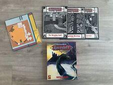 TSR Advanced Dungeons & Dragons Ravenloft Castles Forlorn Campaign 1088