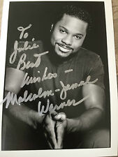 7x5 Hand Signed Photo of The Cosby Show Malcolm Jamal Warner (Theo)