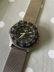 Traser H3 Stainless Steel 22mm NATO Military Watch