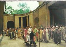 Jesus  entry into Jerusalem   Passionsspiele 1984 Oberammergau  Postcard 32018