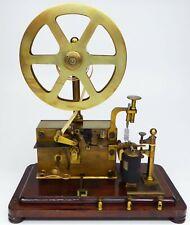 Antiker Morse Telegraf Telegrafie telegrafo télégraphe Farbschreiber Telegraph