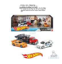 Hot Wheels Premium Fast & Furious Garage Set