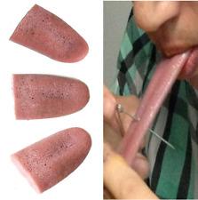 Novelty Halloween Joke Tongue Trick, Magic Horrible Tongue fake tounge