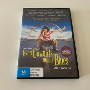Even Cowgirls Get The Blues DVD Gus Van Sant
