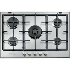 Whirlpool Fusion GMF7522/IXL Built-In Stainless Steel 5 Burner Gas Hob - NEW