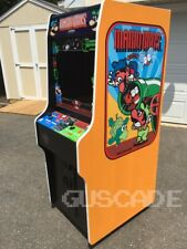 NEW Nintendo Mario Bros Arcade Machine Cabinet Multi Bros. Brothers Guscade