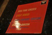 Clifford Curzen Grieg SXL 2173 Stereo Boult Fjeldstad