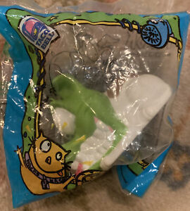 """Taco Bell Kids Meal Toy 1997 The Mask MOVIE- """"Milo the Dog"""" Made by Applause-NEW"""