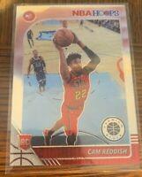 Cam Reddish Rookie RC #207 2019-2020 NBA Hoops Premium Stock Atlanta Hawks