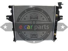 JEEP GRAND CHEROKEE WJ/WG 6/1999-2005 RADIATOR MANUAL/AUTO 4.7LTR V8 XY