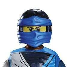 Lego Mask Kids Jay Ninjago Costume Accessory