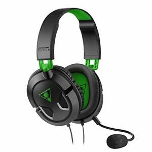 Turtle Beach Recon 50X Gaming Headset - Xbox One, PS4, PS5, Nintendo Switch, &
