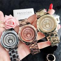 Fashion PA Watch Stainless Steel Men's & Women's Watch Gift