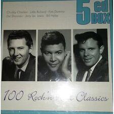 CD 100 ROCK'N ROLL CLASSICS (5CD) 5706238330425