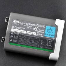 New Original Nikon Camera Battery EN-EL18 For EN-EL18A D4 D4S D5 D4X