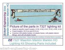EE 7327 New Maerklin Märklin Marklin HO Passenger Car Interior Lighting Kit OBX