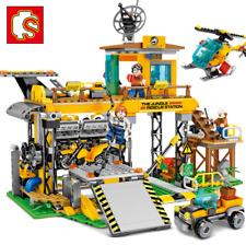 Modular Kits Rescue Center Rescue Center Basis Modular construction 72 Toys Kids