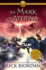 The Heroes of Olympus: The Mark of Athena Bk. 3 by Rick Riordan (2014,...