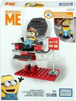 Mega Bloks Despicable Me Minion Chair-O-Matic BRAND NEW & SEALED FREE SHIPPING!