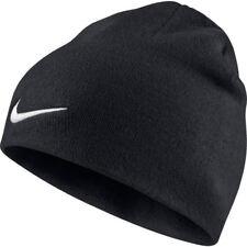 Nike Mütze Beanie Wintermütze ,Fußballmütze schwarz 646406 010