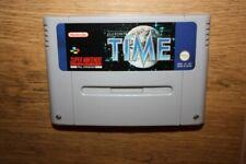 Jeu Illusion of Time pour console Super Nintendo SNES