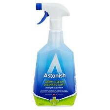 Astonish 4 in 1 Disinfectant Trigger Spray 750ml Kills Germs & Sanitises NEW