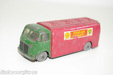 DINKY TOYS DUBLO 070 AEC MERCURY SHELL BP TRUCK PETROL EXCELLENT CONDITION