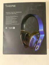 1MORE Headphones Blue MK802-BL Bluetooth Wireless Over-Ear with App