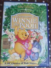 dvd - Le avventure di Winnie the Pooh - 22 Classico Disney