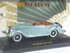 Klasse: IXO Museum Edition Salmson S4E in OVP in 1:43