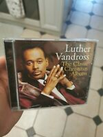 LUTHER VANDROSS CLASSIC CHRISTMAS ALBUM Original Audio CD Brand New UK Release