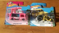 Hot Wheels Mattel 1:64 Die Cast Vehicles -HW Getaways 2021 Series-Choose Vehicle