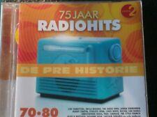 DE PRE HISTORIE - 75 JAAR RADIOHITS 70-80 (2 CD - 2005) Prehistorie Radio 2