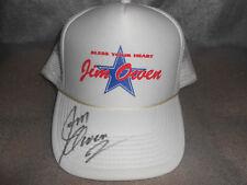 Autographed Bless Your Heart Jim Owen Country Singer Hat Cap