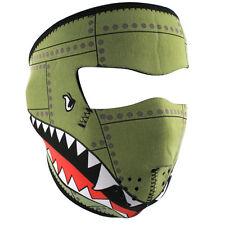 Zan Headgear Neoprene Full-Face Mask, WWII Bomber