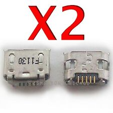 2 X BLU Neo JR S370 USB Charger Charging Port Dock Connector Repair Part USA