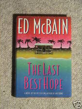 Ed McBain The Last Best Hope 1st F/NF signed