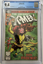X-Men 135 CGC 9.4 White Pages