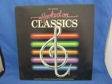 HOOKED ON CLASSICS LOUIS CLARK CONDUCTING RECORD ALBUM LP 33 VTG 1981 AFL 14194