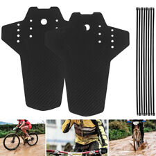 1 paire vtt garde-boue garde-boue ensemble VTT vélo avant arrière garde-boue SH