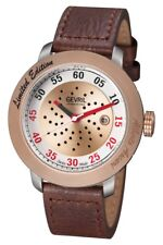 Gevril Alberto Ascari Limited Edition Mens Swiss Automatic Watch (Retail $4995)