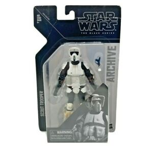 Hasbro, Star Wars Black Series, Archive, Scout Trooper, 6 Inches