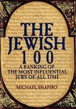 The Jewish 100 by Michael Shapiro (2012, Paperback)