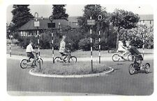 Nostalgia Postcard Road Safety, Children at Lordship Rec. Tottenham Repro NS51