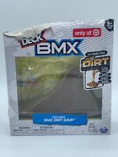 Tech Deck BMX Dirt Jump Set - Without Bike - Discounted Price!!!