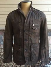 NWT $995 RALPH LAUREN BLACK LABEL MODERN MILITARY SPORT COAT CAMO MEN'S SZ MED
