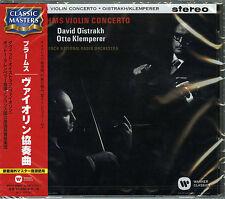 DAVID OISTRAKH (VIOLIN)-BRAHMS: VIOLIN CONCERTO IN D MAJOR. OP.77-JAPAN CD C68