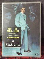 Il Filo del Rasoio (1946) DVD Nuovo Sigillato Tyrone Power Gene Tierney Goulding